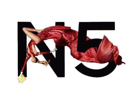 Chanel-N5 Publicidad