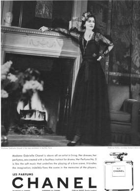 Coco Chanel en el Ritz de Paris