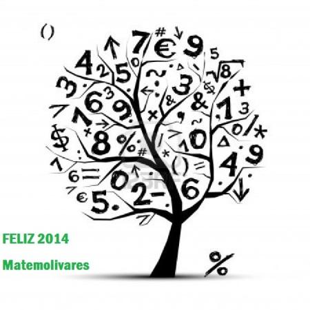 Feliz 2014-Matemolivares
