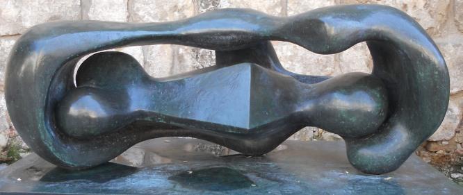 Resultado de imagen de moore escultor