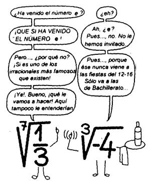 Resultado de imagen de humor matematico iesezequielgonzalez.com