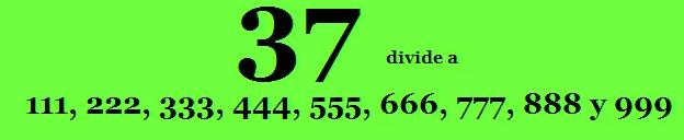 Propiedades del 37