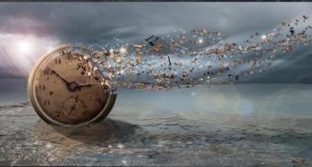 el tiempo se escapa