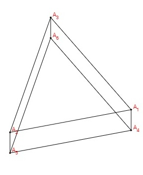 Prisma triangular